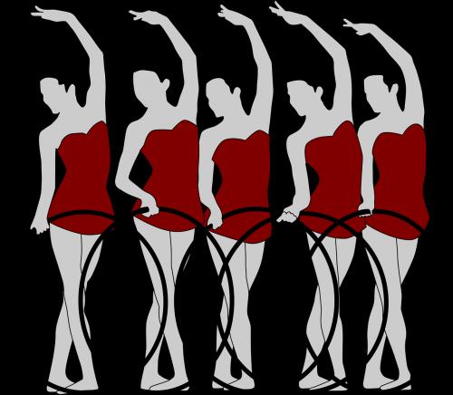 Su Arkais, Su Arkais Su Arkais, Kaip Arkos, Su Lankais, Gimnastika Su Lankais, Ritminė Gimnastika Su Lankais, Gimnastika Kaip Arkos, Nemokama Vektorinė Grafika