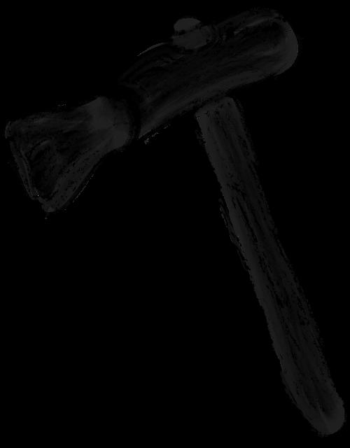 kirvis, primityvus, paleolitas, medinis, grietinėlė, antler, priešistorinis, akmuo, ginklas, charakteris, įrankis, kirvis, gimtoji, rankena, tomahawk, priešistorė, urvas, neandertaliečiai, nemokama vektorinė grafika