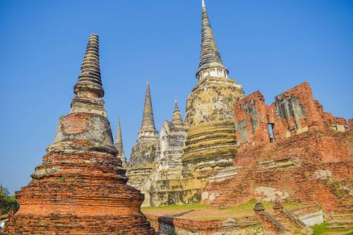 Ayutthaya istorinis parkas,Senamiestis,senovės Siam,Ayutthaya