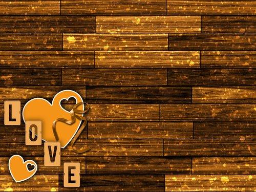 fonas, dizainas, tekstūros, sistema, meilė, Širdelės, fono romantiško, širdies, mediena, kortelė, skirta, Nemokama iliustracijos