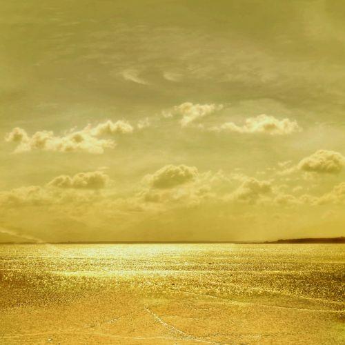 fonas,auksas,papludimys,jūra,vandenynas,nuostabus paplūdimys,vanduo,gamta,Smėlėtas paplūdimys,fantazija,ramus