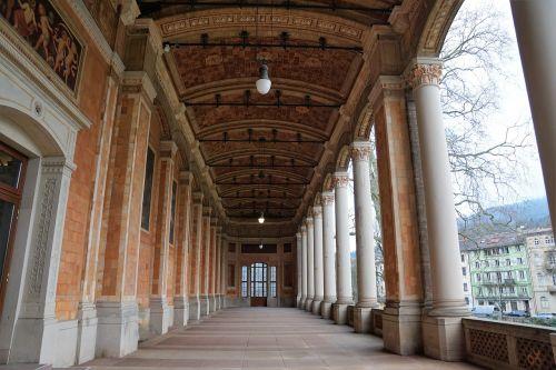 baden baden,siurblio patalpa,kultūra,pastatas,architektūra,Senovinis,salė,kurbad,pavasaris,baden württemberg,residenzstadt,miestas