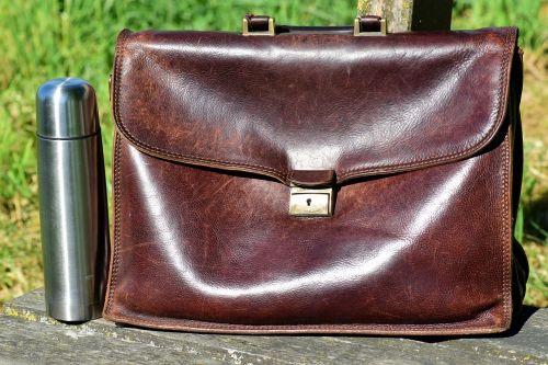 maišas,odinis dėklas,pertrauka,darbo maišas,portfelis,padaryti pertrauka,termosas,poilsis,užkandis,darbo pertrauka,bankas,out,susigrąžinti,oda,ruda,žalia
