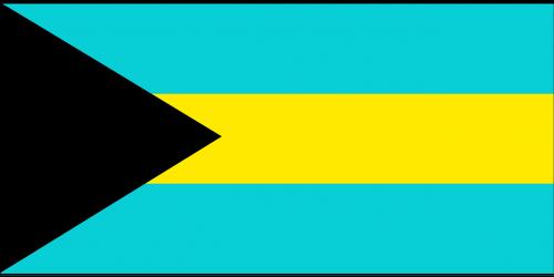 Bahamos,vėliava,simbolis,Šalis,tauta,ženklai,simboliai,nemokama vektorinė grafika