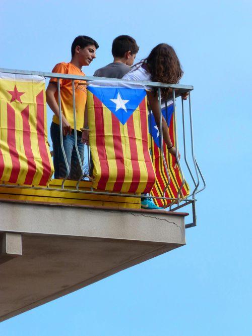 balkonas,catalunya,nepriklausomumas,ateitis,estelada