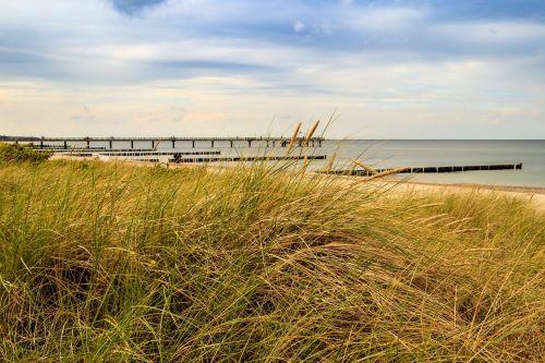 Baltijos jūra,papludimys,jūra,gamta,kopos,smėlio paplūdimys debesys,paplūdimys,šventė,Vokietija,heiligendamas