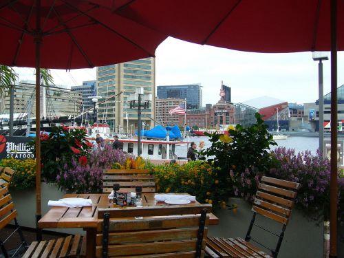 baltimore,restoranas,uostas