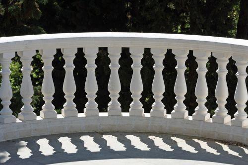 baliustraida,parkas,simetrija