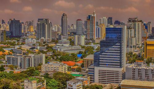 Bangkokas,Tailandas,miestas,kapitalo Tailandas,Bankokas,Tailandas,dangoraižis