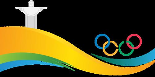 reklama,rio,2016,olimpiada,Brazilija,olimpiniai žiedai,Sportas,Rio de Žaneiras,5 žiedai,varzybos,jaunimas,sporto jaunimas,krikščionio statula,Cristo Redentor,kalnas,banga,jūra,simbolinis,grafika,nemokama vektorinė grafika