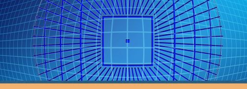 reklama,šiuolaikiška,abstraktus,mėlynas,technologija,oranžinė,juostelės,šviesa,šablonas,tuščias,reklamjuostės šablonas,dizainas,geometrinis