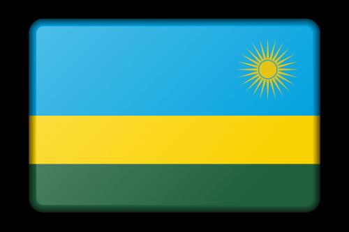 reklama,apdaila,vėliava,Ruanda,ženklas,signalas,simbolis,nemokama vektorinė grafika