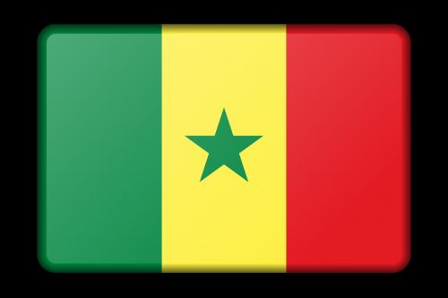 reklama,apdaila,vėliava,Senegalas,ženklas,signalas,simbolis,nemokama vektorinė grafika