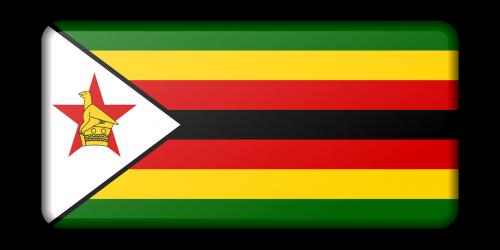 reklama,apdaila,vėliava,ženklas,signalas,simbolis,Zimbabvė,nemokama vektorinė grafika