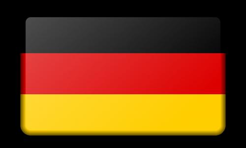 reklama,apdaila,vėliava,Vokietija,ženklas,signalas,simbolis,nemokama vektorinė grafika
