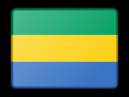 reklama,apdaila,vėliava,Gabonas,ženklas,signalas,simbolis,nemokama vektorinė grafika