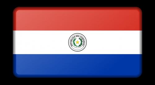 reklama,apdaila,vėliava,paragvajus,ženklas,signalas,simbolis,nemokama vektorinė grafika
