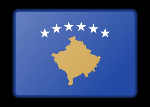 reklama,apdaila,vėliava,kosovo,ženklas,signalas,simbolis,nemokama vektorinė grafika