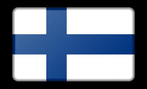 reklama,apdaila,finland,vėliava,ženklas,signalas,simbolis,nemokama vektorinė grafika