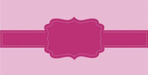 reklama, dekoratyvinis, sienos, rožinis, menas, iliustracija, kortelė & nbsp, Laisvas, viešasis & nbsp, domenas, reklamjuostė