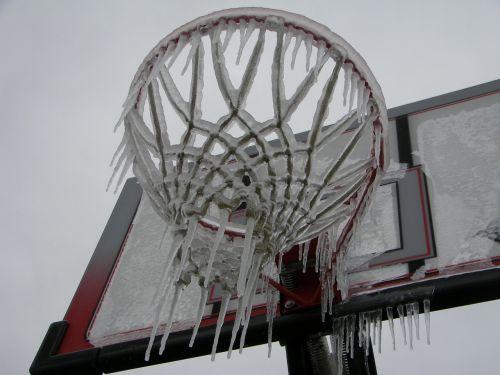 Krepšinio Tinklas, Ledas Audra, Sezonas, Balta, Šaltas, Ledas, Sniegas, Žiema, Šaltis, Snieguotas, Sušaldyta, Lauke, Oras, Sniegas, Saunus, Ledinis, Sniegas, Blizzard, Sniegas
