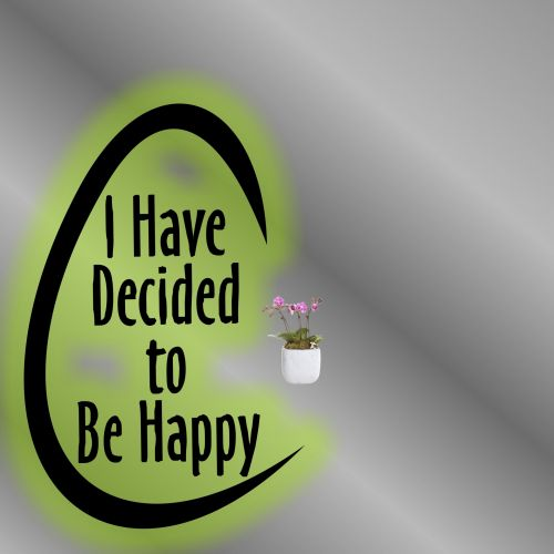 sprendimas, būti & nbsp, laimingas, laimingas, deko, tekstas, informacija, pranešimas, menas, abstraktus, gradientas, fonas, Būk laimingas