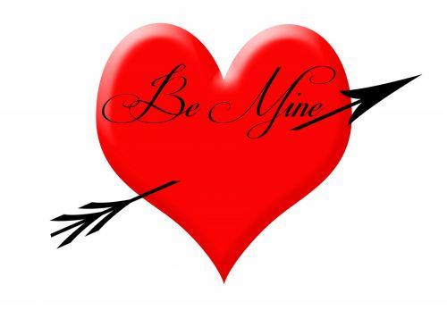 valentine, širdis, būti & nbsp, mano, mylėtojas, Diy, fonas, būti mano Valentino diena