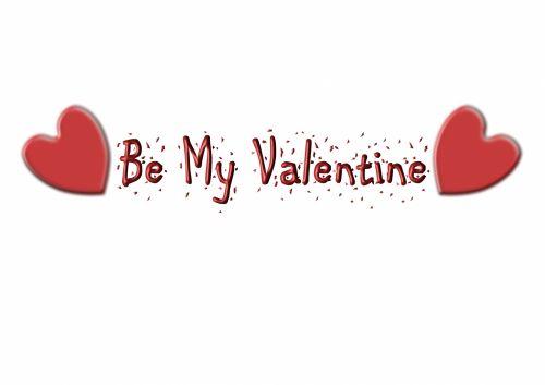 širdis, romantika, romantiškas, valentines, širdis, antraščių, apvadu, būk mano Valentinas