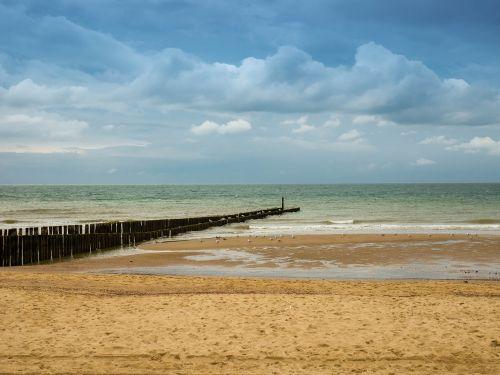 papludimys,jūra,vanduo,banga,debesys,dangus,paplūdimio jūra,vasara,šventė,prie jūros,saulė,holland,Nyderlandai,Šiaurės jūra