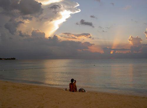 papludimys,sėdėti,šventė,smėlis,jūra