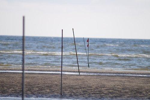 papludimys, jūra, bangų, atostogos, pakrantės, tuščias paplūdimys, mėlyna, vandens, Patys paplūdimys, vasara, prie jūros, paplūdimys jūra, nuotaika, Danija