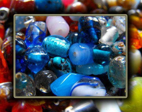 karoliukai, stiklas, skaitmeninis & nbsp, menas, spalvos, spalvinga, karoliukai karoliukais