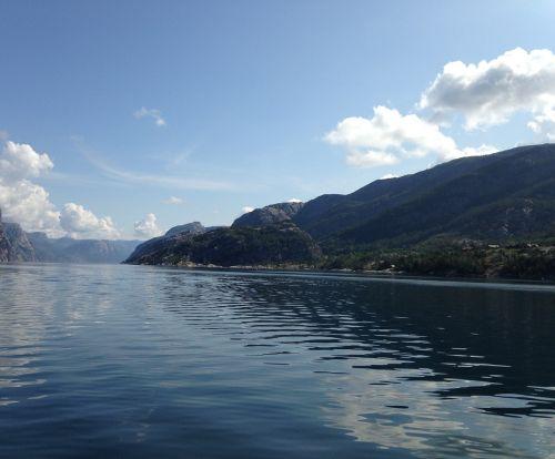 gražus,kranto,linija Norvegija,kraštovaizdis,fjordas,Norvegija,jūra,kelionė