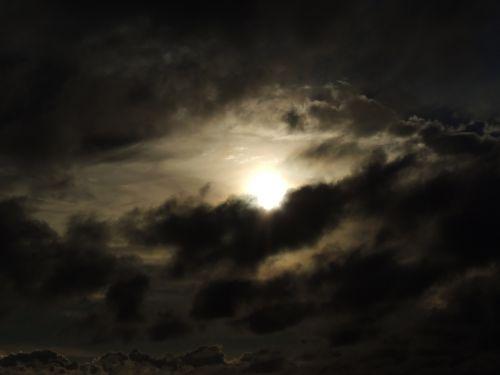 saulė, saulėlydis, gražus, debesys, dangus, gamta, Glentana, Pietų Afrika, gražus saulėlydis