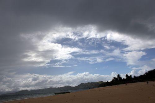 gamta, mėlyna & nbsp, gamta, kalnas, debesys, dangus, debesuota & nbsp, dangaus, fonas & nbsp, gamta, tapetai, vandenynas, jūra, papludimys, vanduo, gamtos grožis