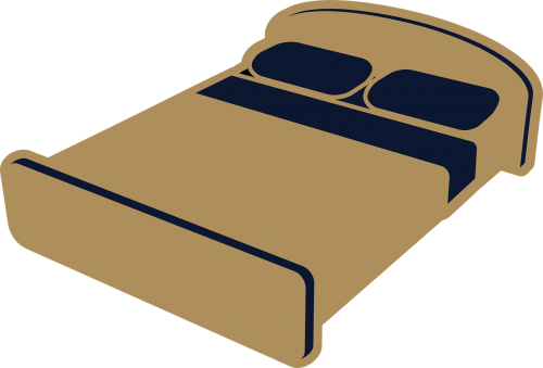 lova,miega,miegamasis,poilsis,miegamasis,pagalvės,viešbutis,sutuoktinė lova,santuokos lovos,sutuoktinė,dvigulė lova,baldai,nemokama vektorinė grafika