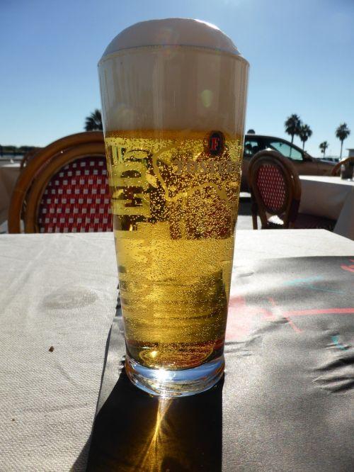 alus,vasara,saulėtas,mėgautis