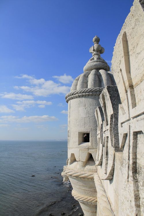 Belém Bokštas, Portugal, Lisbonas, Paminklas, Bokštas, Numatytoji Dos Descobimentos