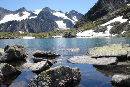Bergsee,kalnas,Alpių,kraštovaizdis,austria,kalnų peizažas,gamta,tyrol,Švarus,žygis,seealpsee,Alpių ežeras,kalninis ežeras,žygiai,ežeras