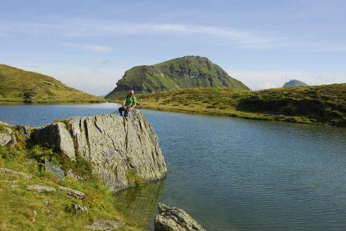 Bergsee,žygiai,poilsis