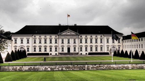 Berlynas,verta aplankyti,pilis bellevue,federalinė valdžia