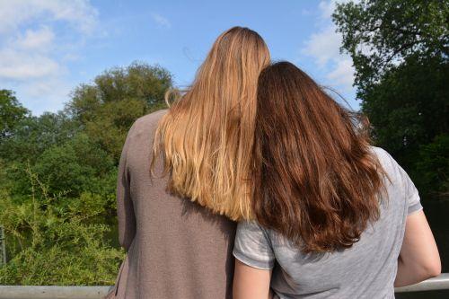 Geriausi draugai,draugai,merginos,galva,galvos,kartu,pažįstamas,pasitikėjimas,bendravimas