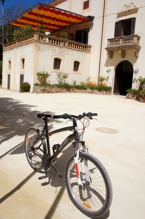 dviratis,sicilija,Palermo