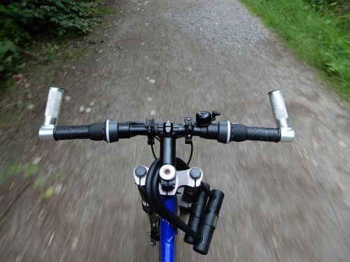 dviratis,vairai,kraštovaizdis