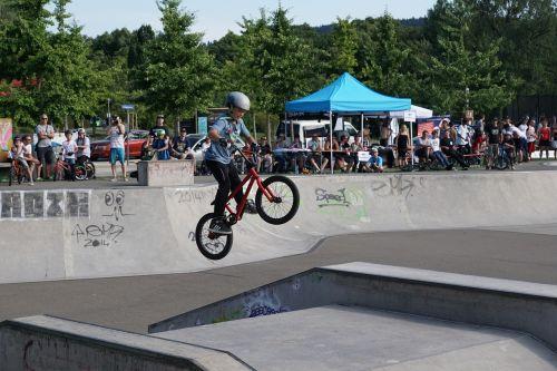 dviratis, vairuoti, Sportas, bmx, berniukas, labai, dviračių transporto priemonė, ciklą, ratas, tuttlingen, Vokietija, čempionatas, varzybos