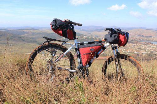 bike pakavimo northpak,dviračių turizmas,dviratis