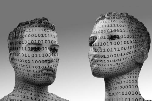 dvejetainis,kodas,vyras,rodyti manekeną,veidas,vaizdas,skaitmeninimas,null,vienas,sumokėti,internetas,www,numeracijos sistema,saugumas,dvejetainė sistema,kompiuteris,tinklas,skaitmeninis,duomenų perdavimas