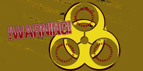 biohazard,bio,pavojus,branduolinė,pavojus,toksiškas,įspėjimas,cheminis,geltona,radiacija,radioaktyvus