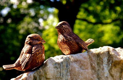 paukštis,bronza,skaičiai,mielas,sėdėti