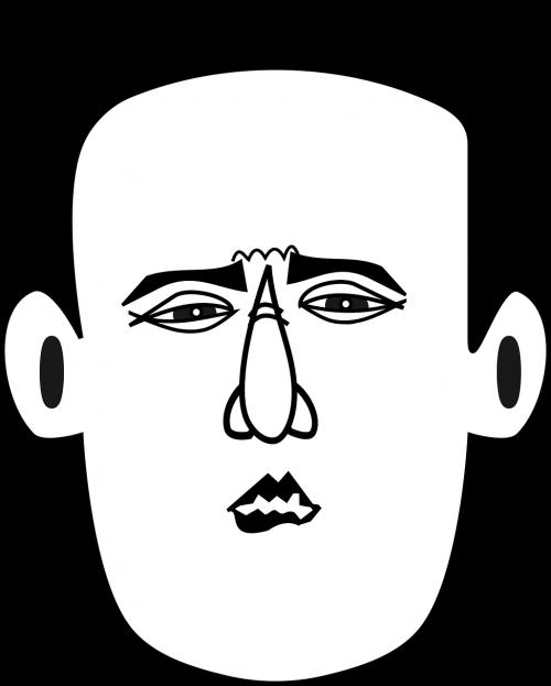 kartaus,emocija,emocijų veidai,veidas,rūgštus,nemokama vektorinė grafika